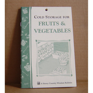 COLD STORAGE FOR FRUITS AND VEGETABLES