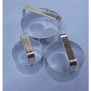 BISCUIT CUTTER SET