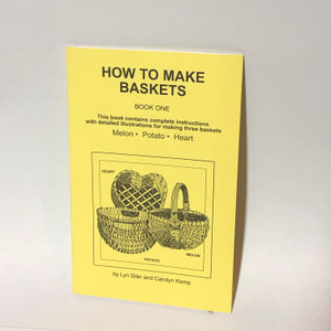 HOW TO MAKE BASKETS BOOK 1