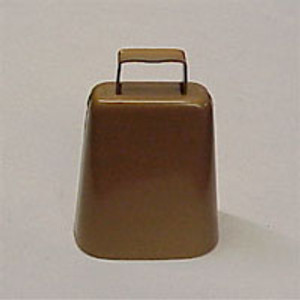 KENTUCKY COW BELL, 4 ""