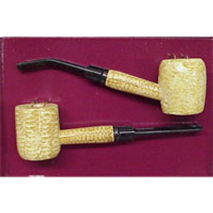 CORN COB PIPE SET