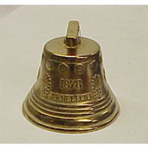 SWISS COW BELL,4-3/8""