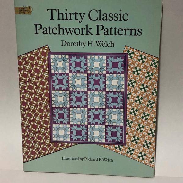 30 CLASSIC PATCHWORK