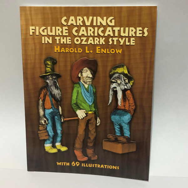CARVING FIGURE CARICATURES