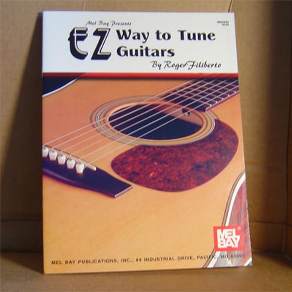 E Z WAY TO TUNE GUITARS