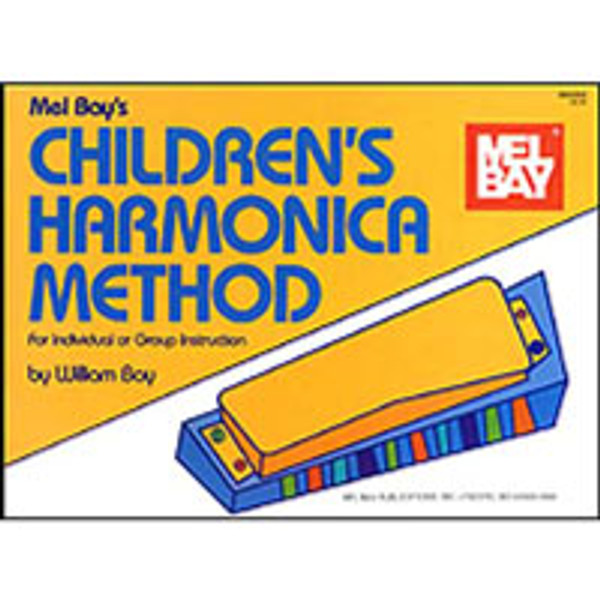 CHILDRENS HARMONICA METHOD