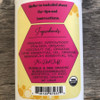Geranium Lime Pit Putty Certified Organic Deodorant (no baking soda)