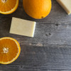 Organic (86%) Orange Peel Bar Soap