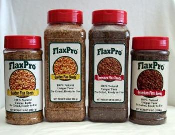 FlaxPro Dark Flax Seeds 24 oz