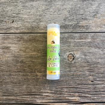 Coconut & Lime Lip Balm