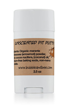 Unscented Pit Putty