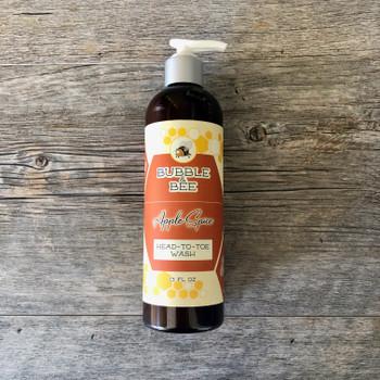 Apple Spice Head-to-Toe Wash (12 oz)