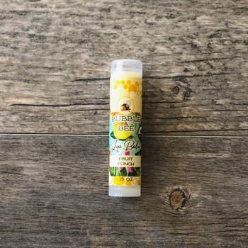 Fruit Punch Organic Lip Balm