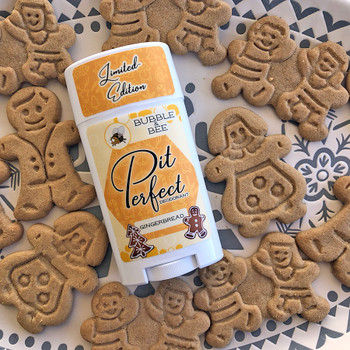 Gingerbread Pit Perfect