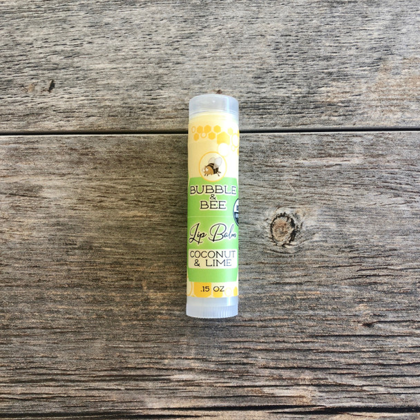 Coconut & Lime Lip Balm