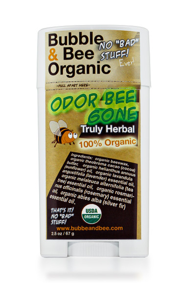 Truly Herbal 100% Organic Deodorant Stick