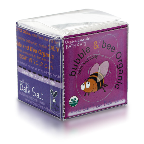Organic Lavender Bath Salt