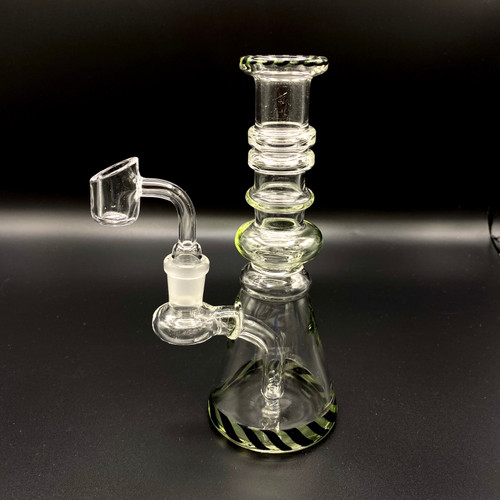 Ribbed Flask Rig