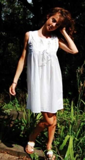 Organic Cotton Nightgown JP01