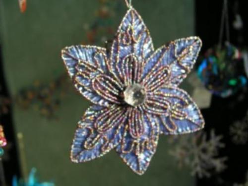 Poinsettia Blue BD90B