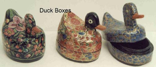Duck Boxes