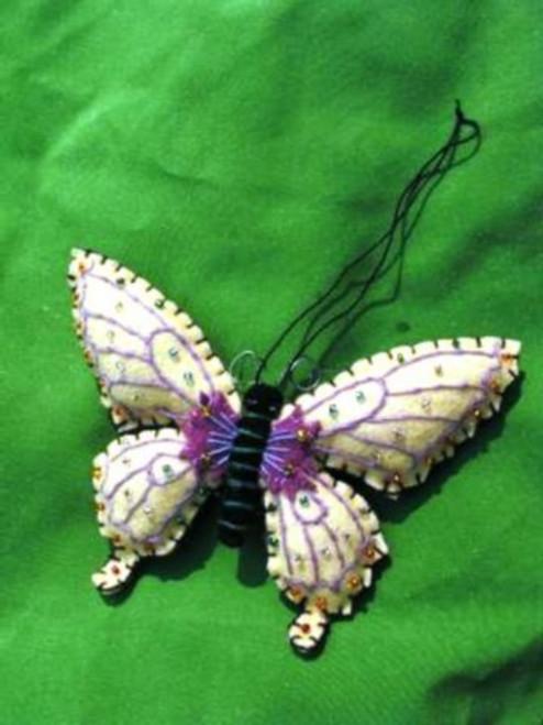 Butterfly Felt A205