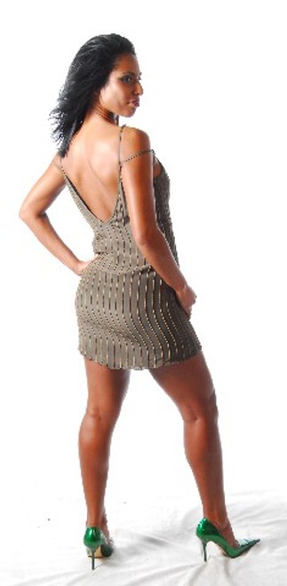 Lisette Dress - 4011
