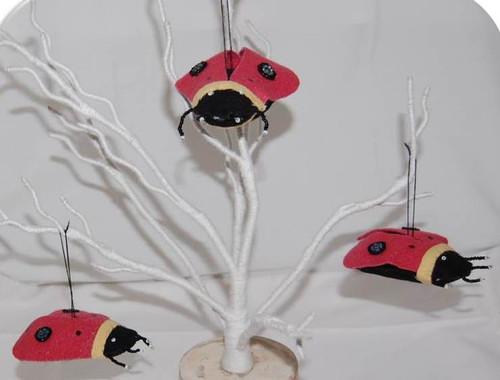 Beetle Christmas Ornament