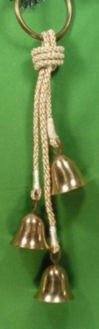 Three Brass bells  B03W