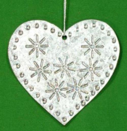 Heart Silver T41H