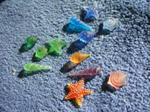 Glass Shells GA03