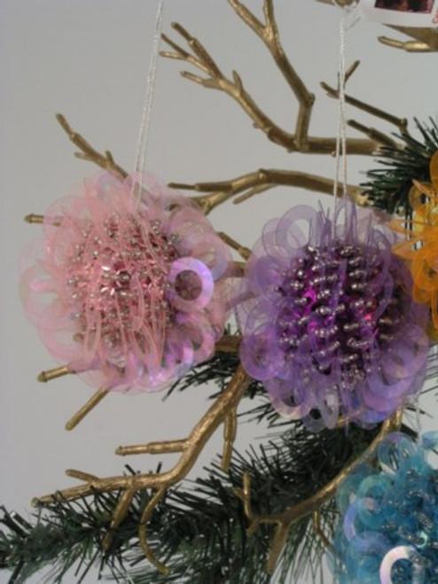 Ball Shimmy/Beads Light Pink TT10LP