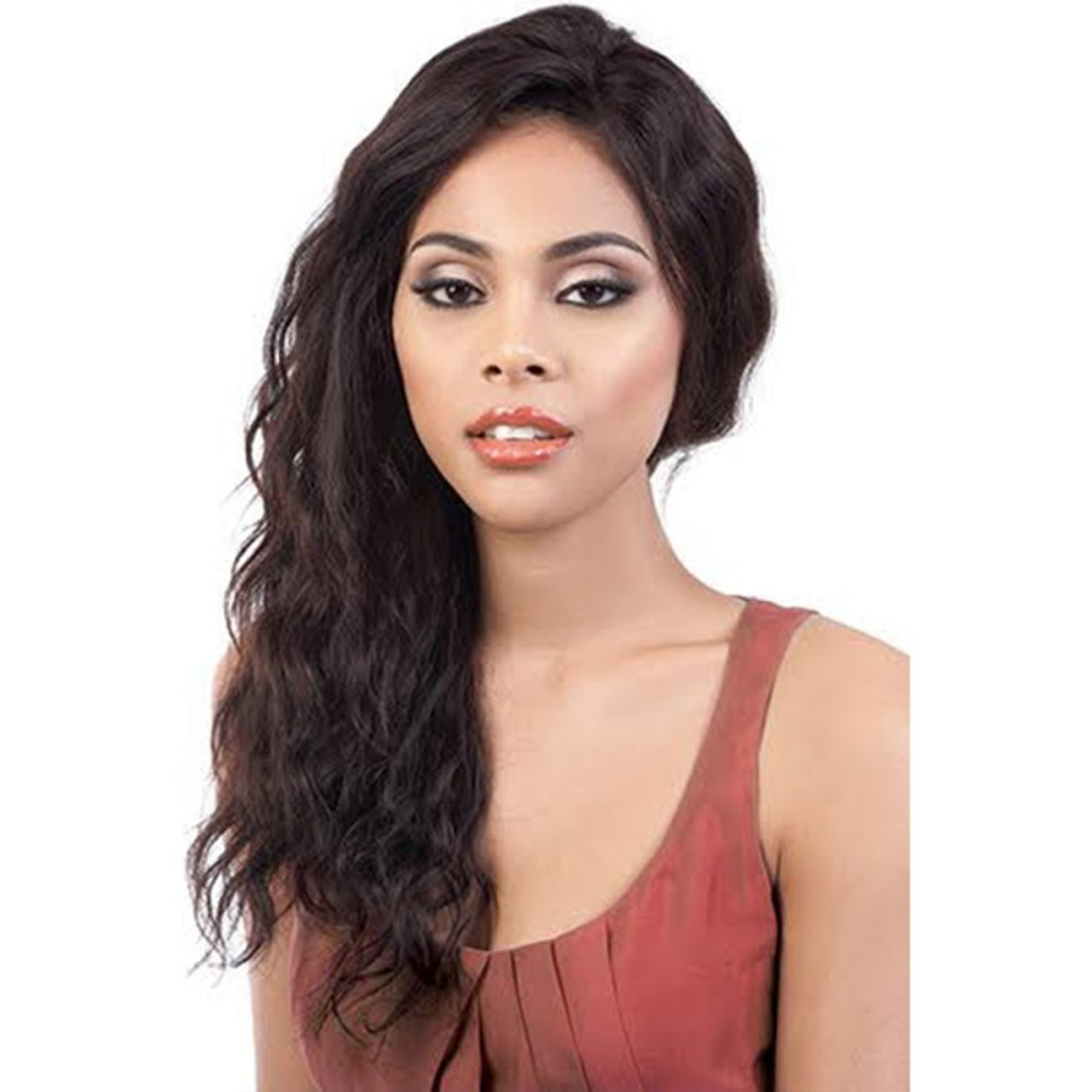 Beshe 100 Brazilian Remi Virgin Human Hair Silk Top Lace Wig Hbr