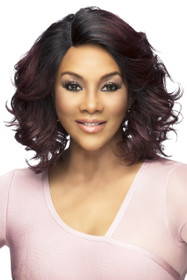 Vivica Fox Synthetic Lace Front Wig Tori