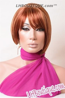 IT Tress Synthetic Hair Wig - Herb