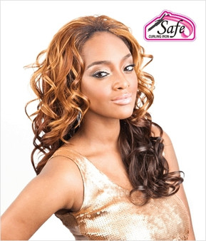 Isis Collection Premium Synthetic Half Wig + Pony Tail TP 30
