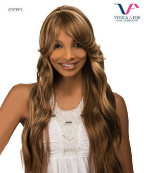 Vivica Fox Pure Stretch Cap Synthetic Wig - Steffi wig