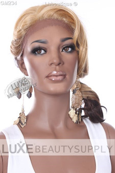 Vivica Fox Synthetic Curly Deep Lace Front Wig - Tilly
