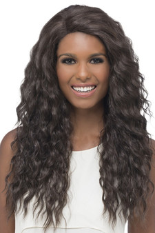 Vivica A Fox Deep Invisible Lace Front Part Wig CLOVER