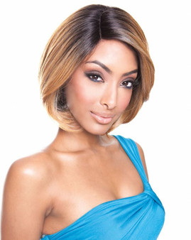 Isis Brown Sugar Lace Wig BS 210 quarter