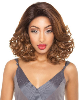Isis Brown Sugar Human Blend Lace Front Wig BS 606