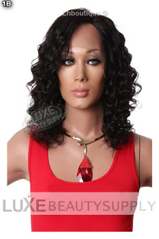 Human Hair Lace Wig Indi 100