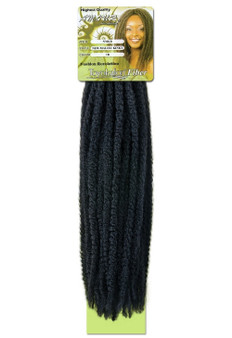 Amour New Malibu Kinky Twist Bulk Synthetic Braiding Hair
