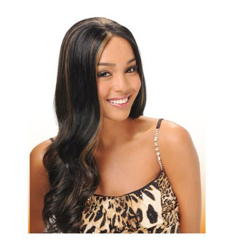 Bijoux Synthetic Lace Front Wig Kim