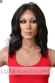 Beshe Human Hair Lace Front Wig HHBSL NIA