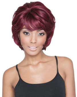 Isis Red Carpet Queen B Synthetic Full Wig Oprah Bob