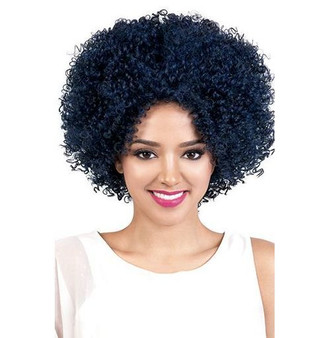 Beshe Human Hair Blend Swiss Lace HHBSL DREW 5
