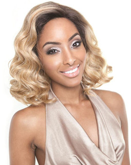 Isis Collection Brown Sugar Seamless Lace Wig - VALENCIA BS 501