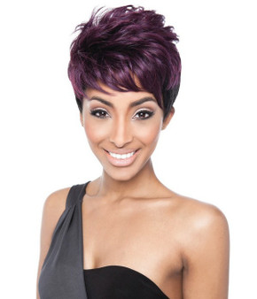 Isis Red Carpet Queen B Synthetic Full Wig Hallie Pixie QB06