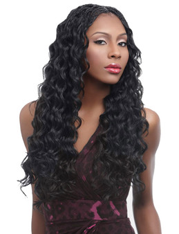 Harlem 125 Kima Ocean Wave Crochet Braiding Hair